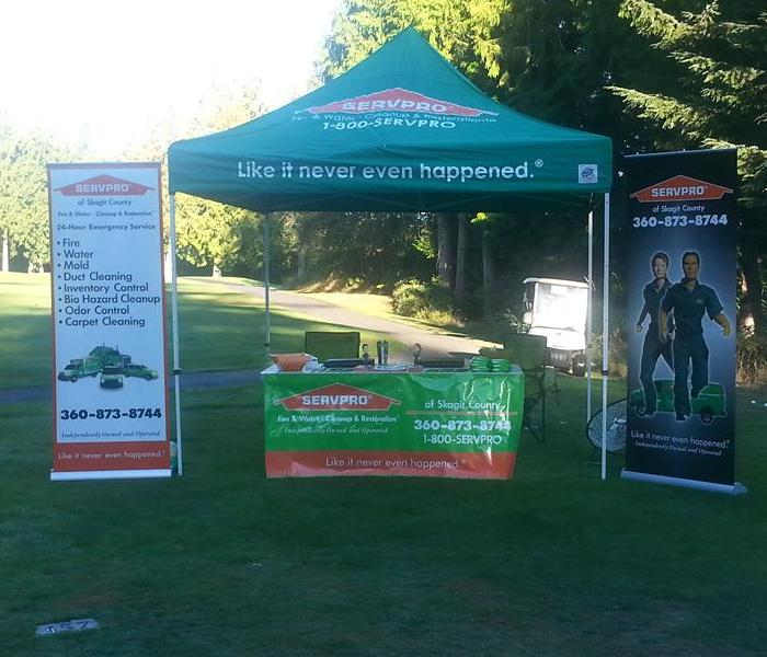 Hole Sponsor of the Stanwood Chamber of Commerce Golf Classic