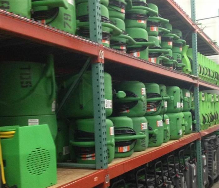 SERVPRO : Ready for Any Sized Disaster